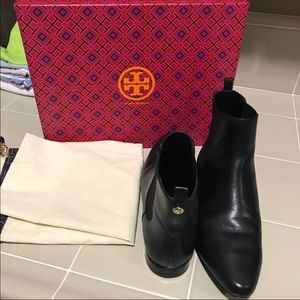 Authentic Tory Burch Booties